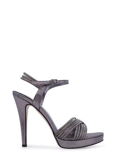 Via Dante Klasik Ayakkabı Gri